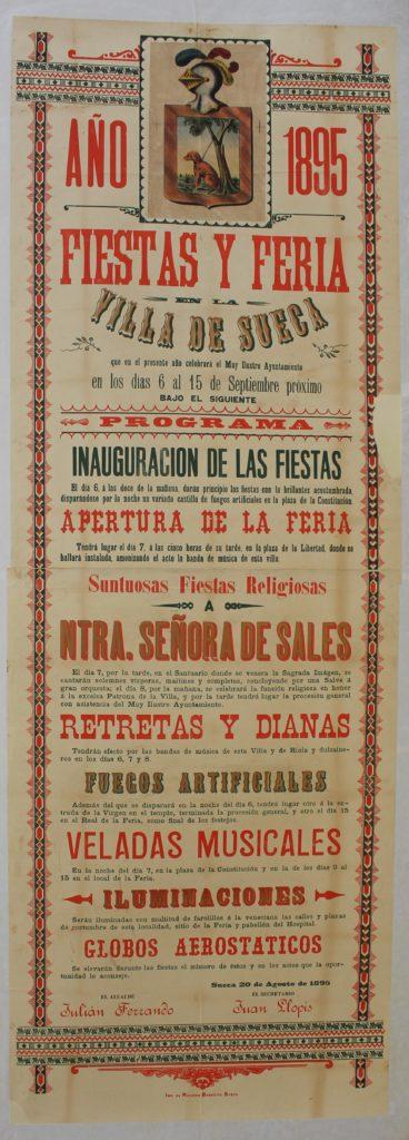 Cartell de 1895