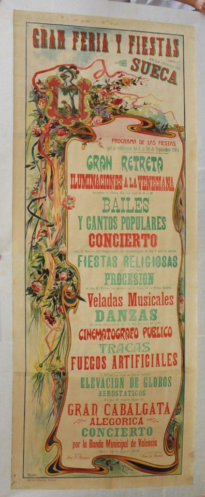 Cartell de 1904